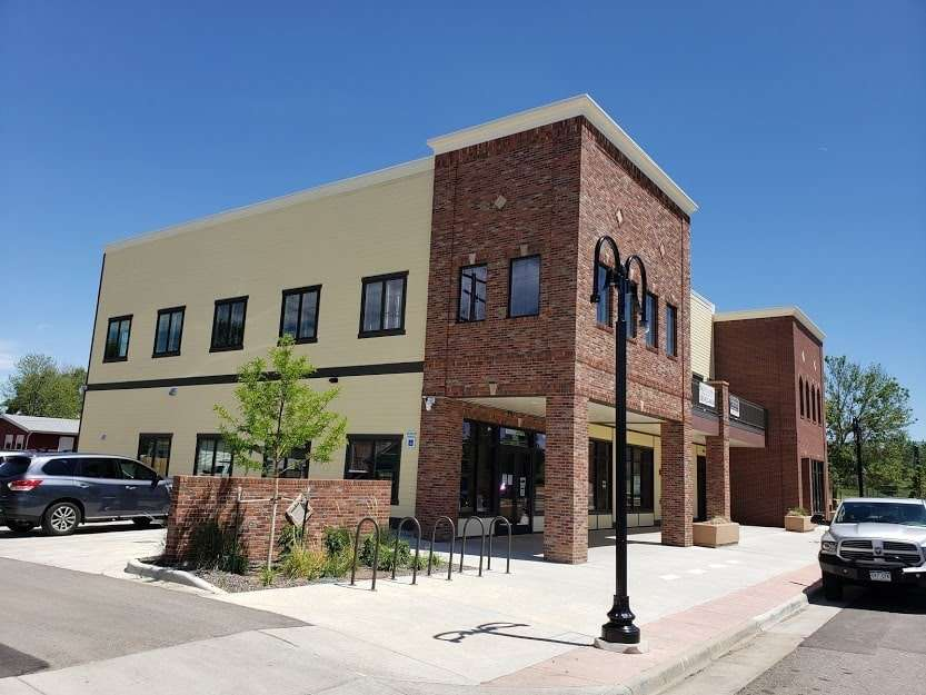 StormTank project for an office building in Erie Colorado